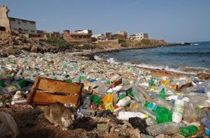 Senegal Plastic pollution